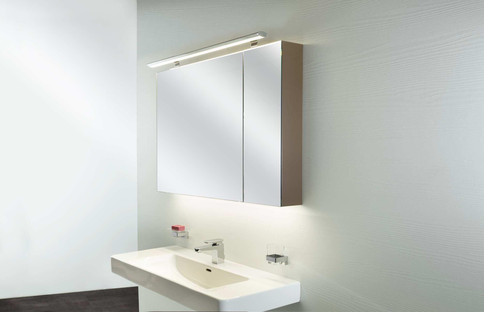 spiegelschr nke aura badm bel von froidevaux f r ihr bad. Black Bedroom Furniture Sets. Home Design Ideas