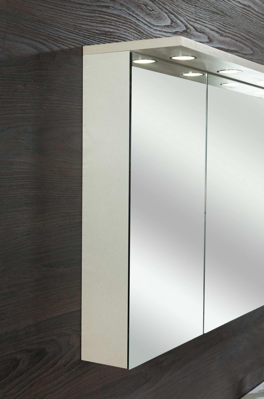 spiegelschr nke led spot badm bel von froidevaux f r ihr bad. Black Bedroom Furniture Sets. Home Design Ideas